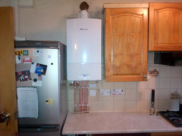 Central Heating Systems Replacement Boilers Surrey